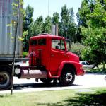 delivery truck tradeshowtape.com